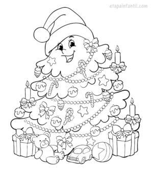 10 Dibujos De Navidad Para Imprimir Y Colorear Dibujo De Navidad Dibujos De Navidad Para Imprimir Dibujos De Navidad