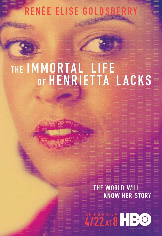 The Immortal Life Of Henrietta Lacks Quotes The Immortal Life Of Henrietta Lacks Renee Elise Goldsberry Poster .