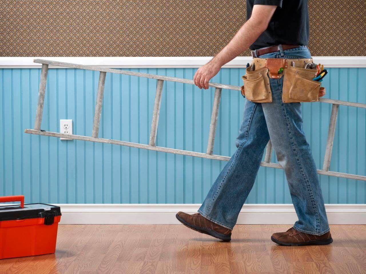 Should I Hire a Contractor or a Handyman? Home