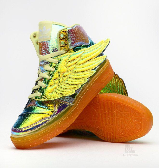 Adidas Originals Js Foil Wing