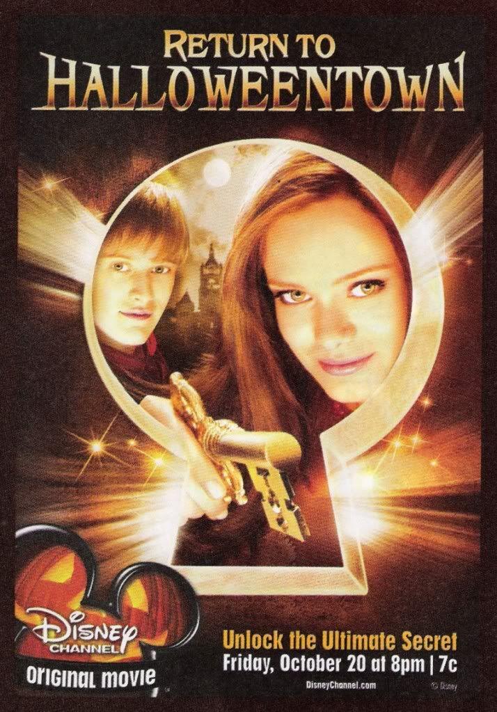 Return to Halloweentown Disney channel movies, Old