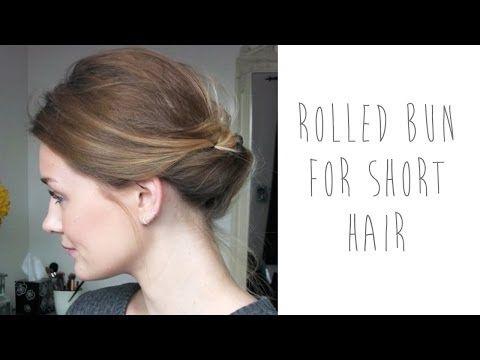 Videos de peinados para pelo corto