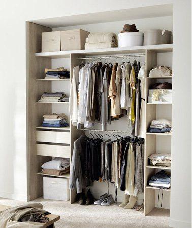 Dressing pas cher pour un rangement déco de la chambre Dressings