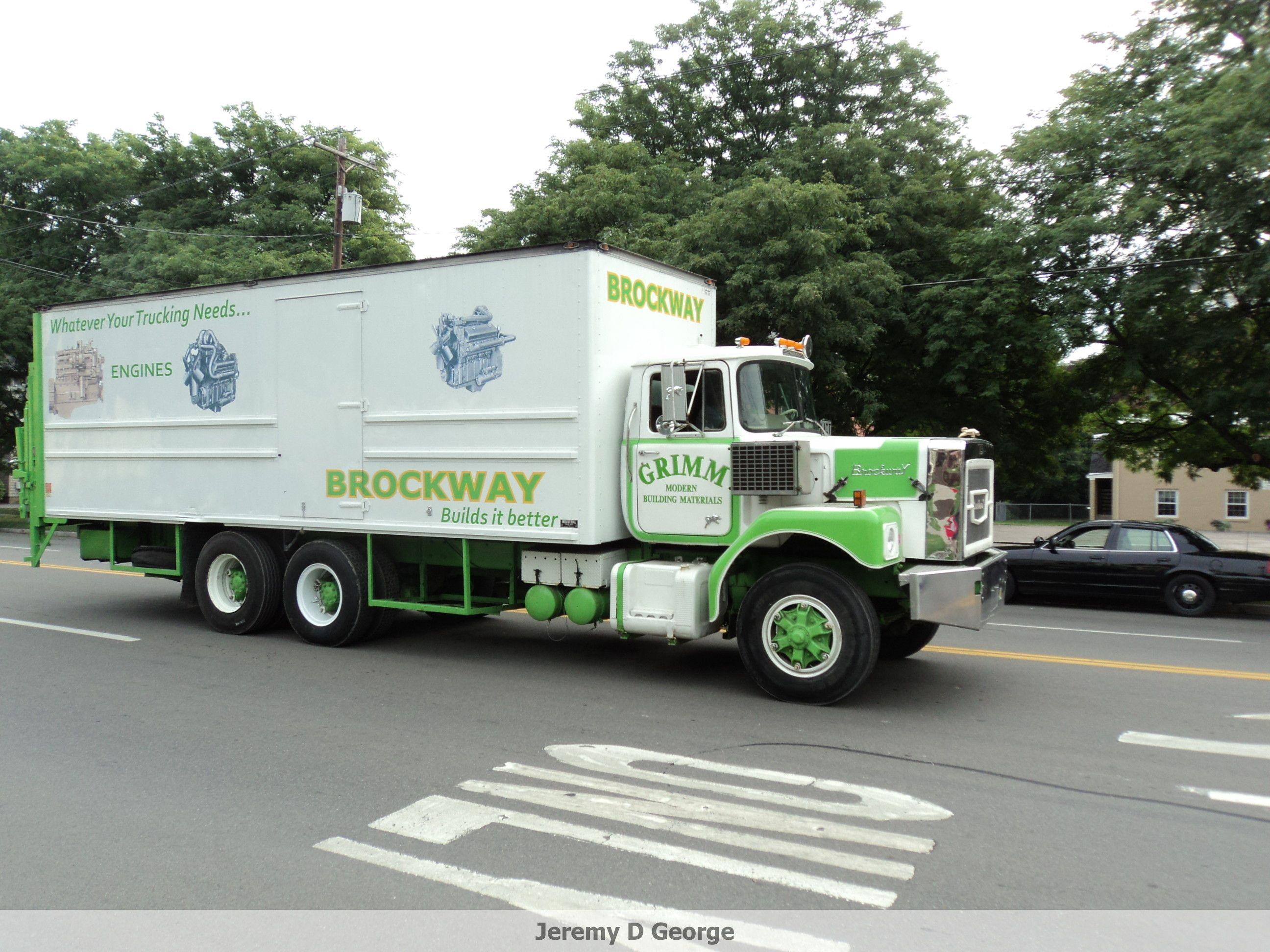 brockway trucks cortland ny truckin pinterest trucks heavy rh pinterest com
