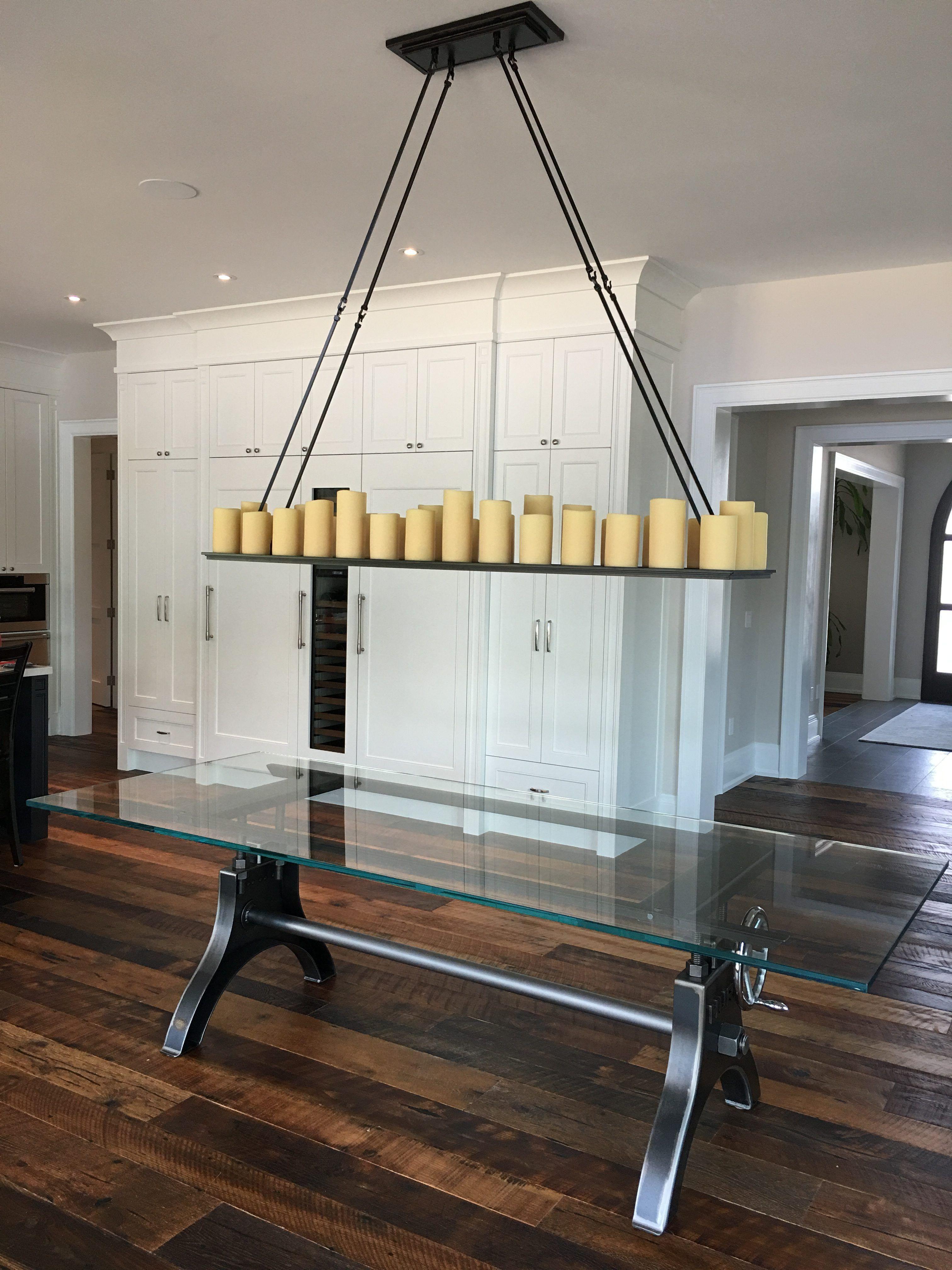 Hure dining table 2018 loft muebles muebles for Muebles industriales metal baratos