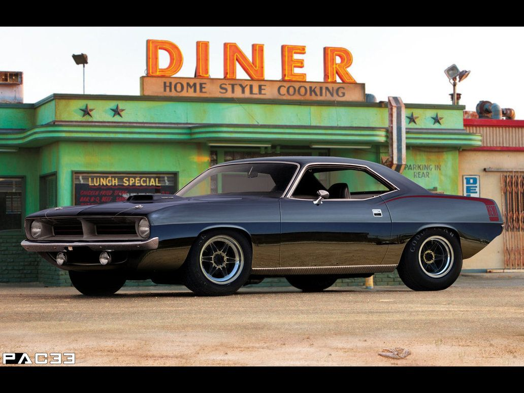 plymouth hemi cuda by pacee american muscle car connection from rh pinterest fr