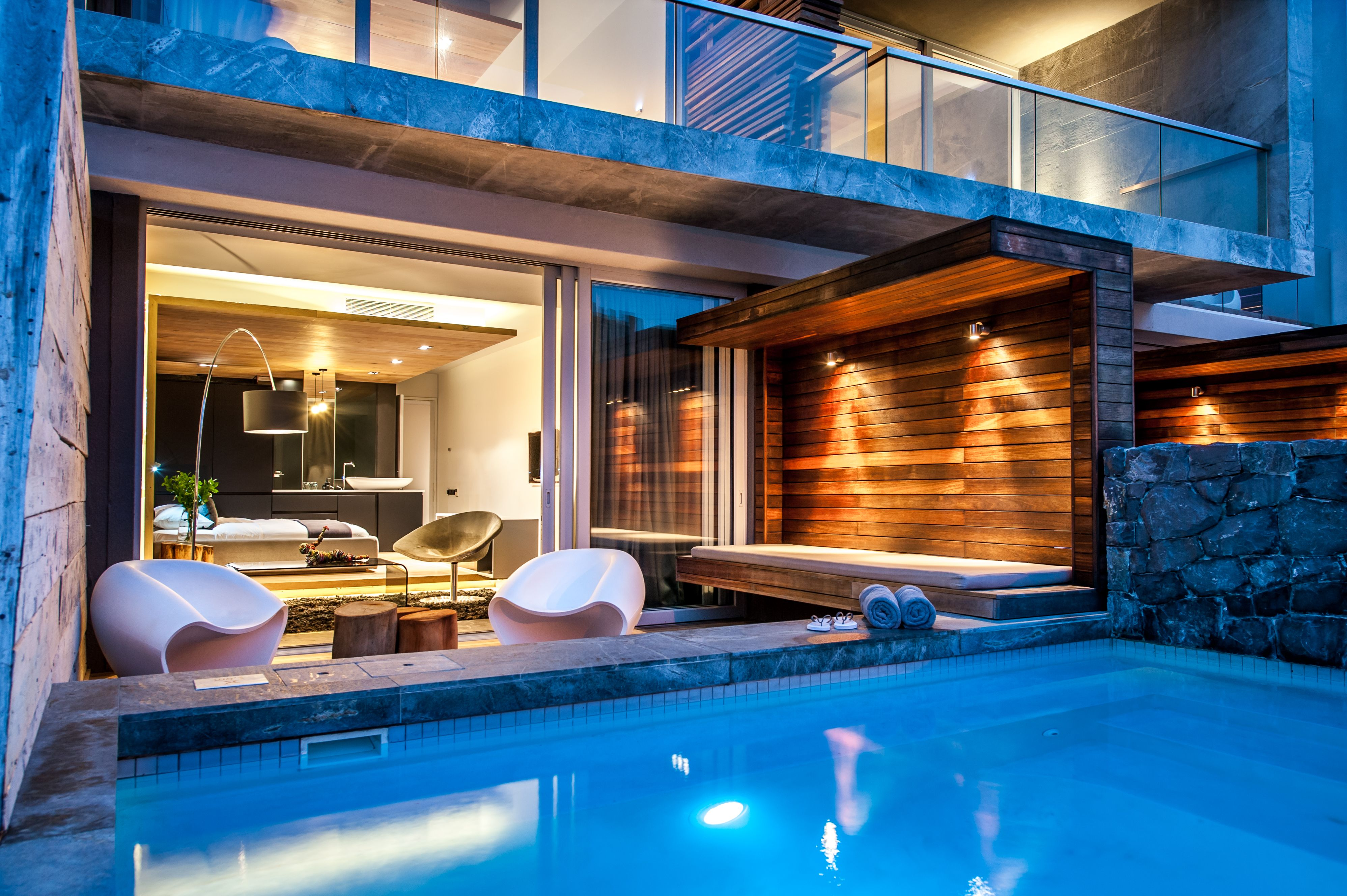 Our Luxury Rooms With Private Pools Wwwpodcoza POD Camps Bay - Rooms with pools