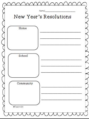 Resolutions Teaching Elementary School Teaching Elementary Teaching