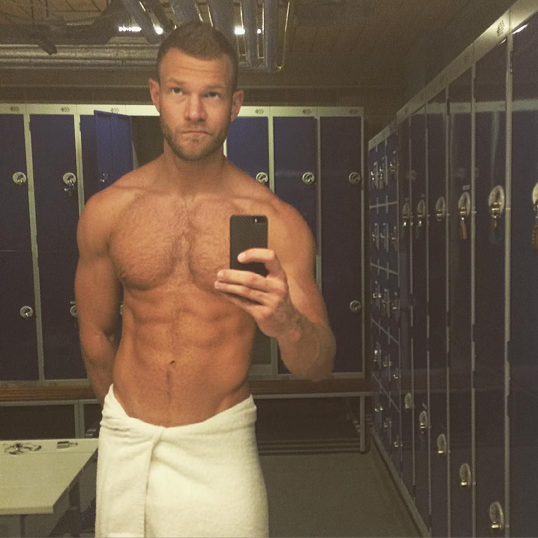 Post Gym Selfie Gym Lockerroom Selfie Muscle Jock Gayselfie Instagay Realjock Hairy Chestday 6pack Sixpackcrowd Instafit Gaymuscle