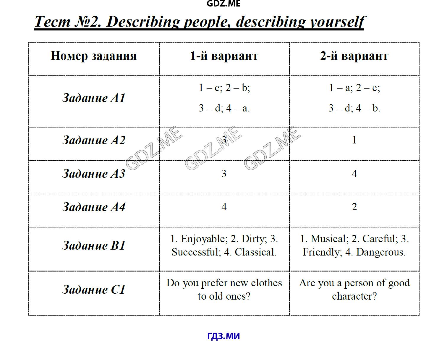 Гдз по немецкому языку для 6 класса садомова санккова бим