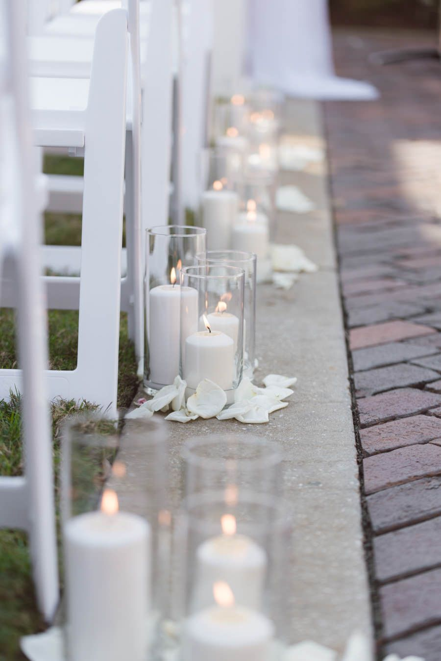 Elegant Black and White Downtown St. Pete Ballroom Wedding | Vinoy Renaissance