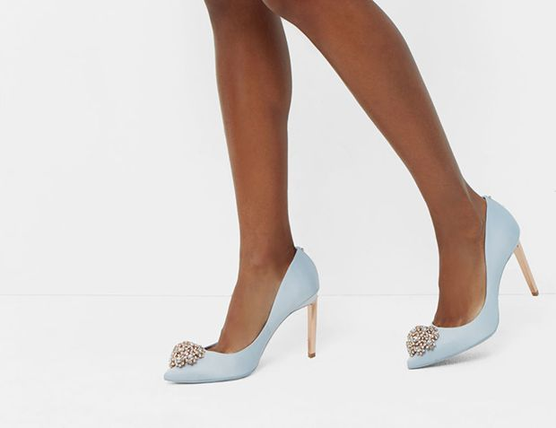 Add A Little Sparkle 14 Embellished Wedding Guest Shoes