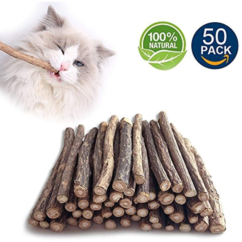 Ace One Cat Catnip Stick Chew Sticks Natural Matatabi Wood Chew Toy Cat Teeth Cleaning Grindinga Molar Sticks For Cat Kitten K Cat Toys Cats And Kittens Kitten