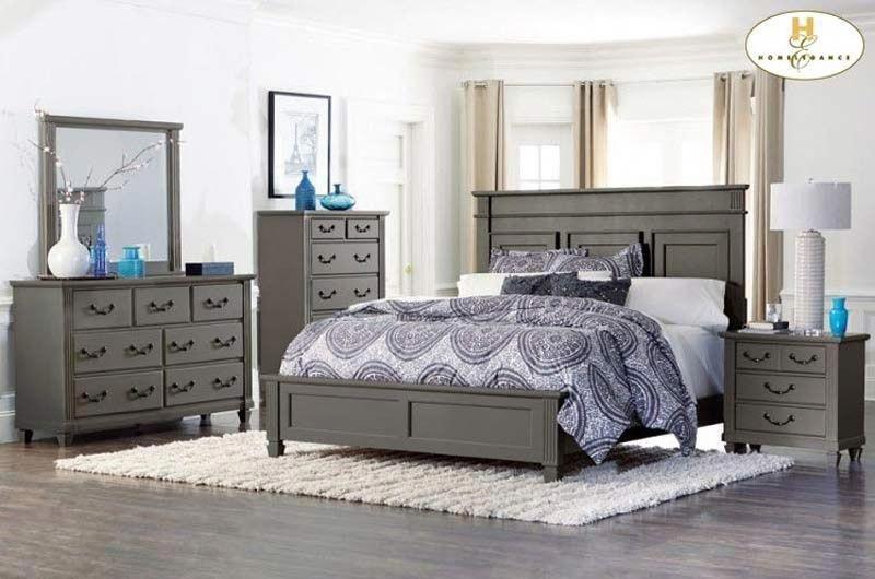 homelegance granbury 5 piece queen bedroom set 1911 1 5 rh pinterest com