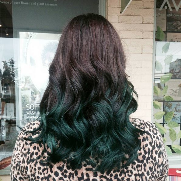 We Love Getting The Opportunity To Do Fun Colors Aveda Pravana Balayage