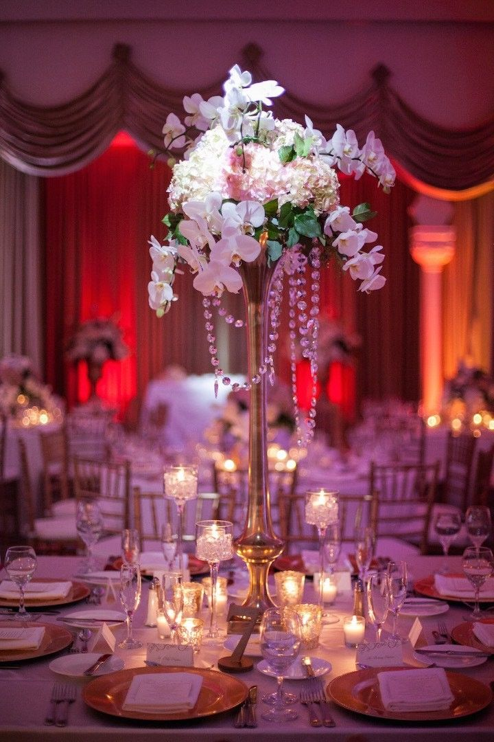Glamorous Florida Wedding at the Vinoy Hotel