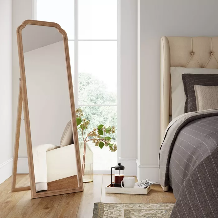 French Country Easel Threshold In 2020 French Country Mirrors French Country Bedrooms Full Body Mirror