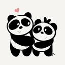 Pin By Brooke Minkel On Celebratory Cute Panda Wallpaper Panda Drawing Panda Art