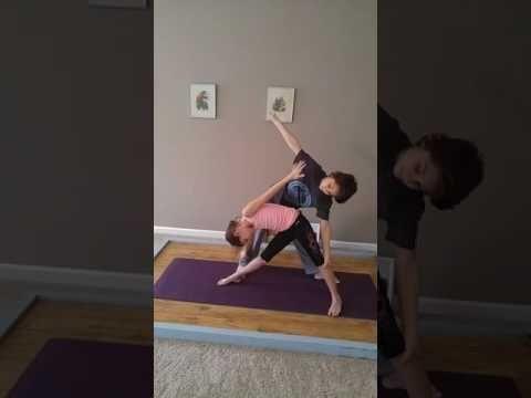 partner poses for parent  child  youtube  kids