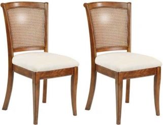 willis and gambier lille cane dining chair pair dining room rh pinterest com