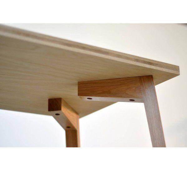 pied de table en bois - classic - iwoodlove | agencement en 2019