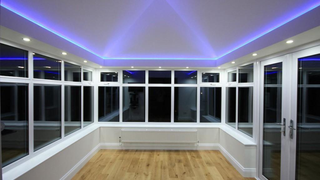 Conservatory Lighting Ideas