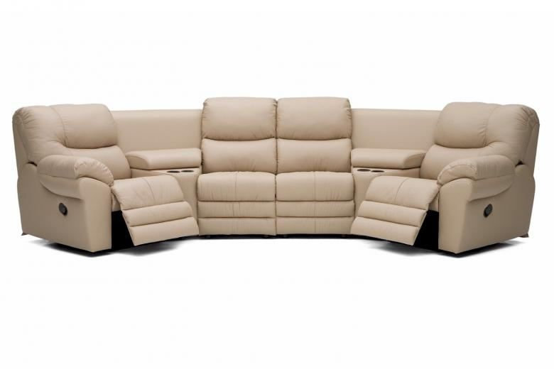 monai leather sectional reclining sectional sleepers pinterest rh pinterest it