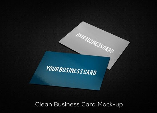 Cool 150 Free Business Card Mockup Psd Templates Mockups Are