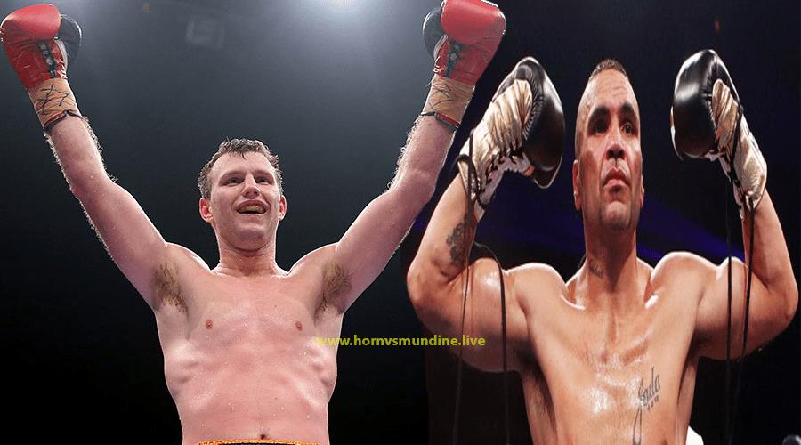 Jeff Horn vs Anthony Mundine: Fight date, start time, PPV