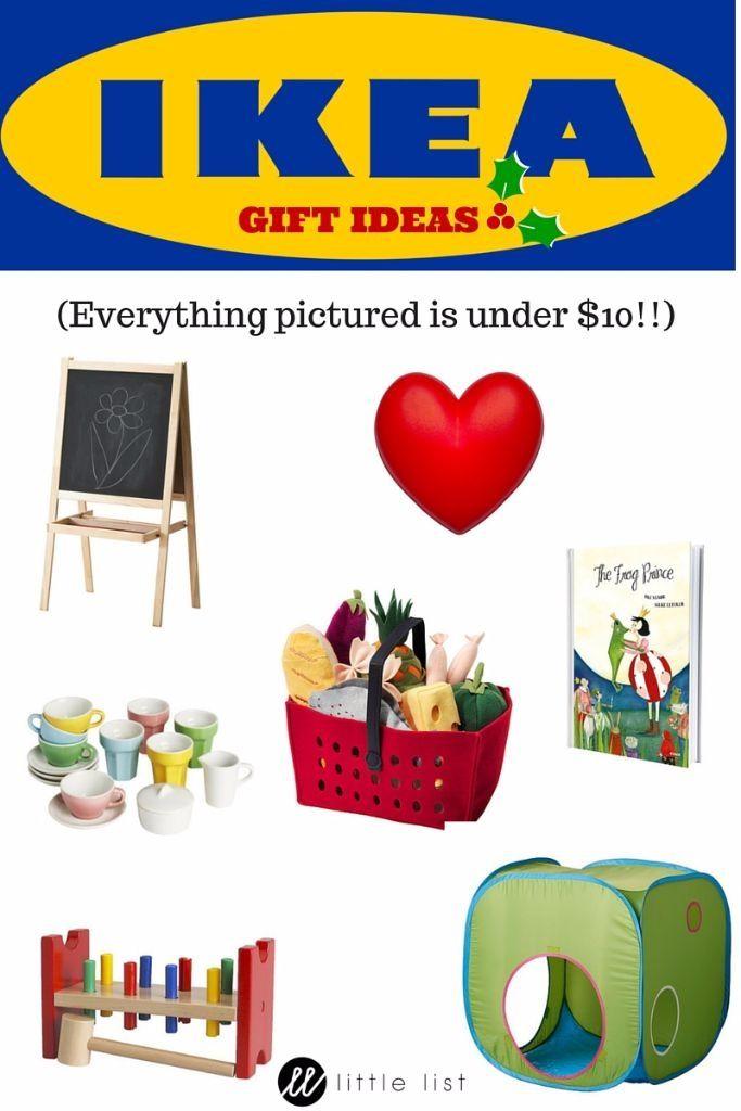 13 Ikea Christmas Gift Ideas for Kids | Ikea christmas ...