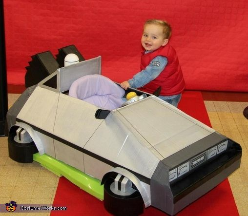Marty McFly - Halloween Costume Contest