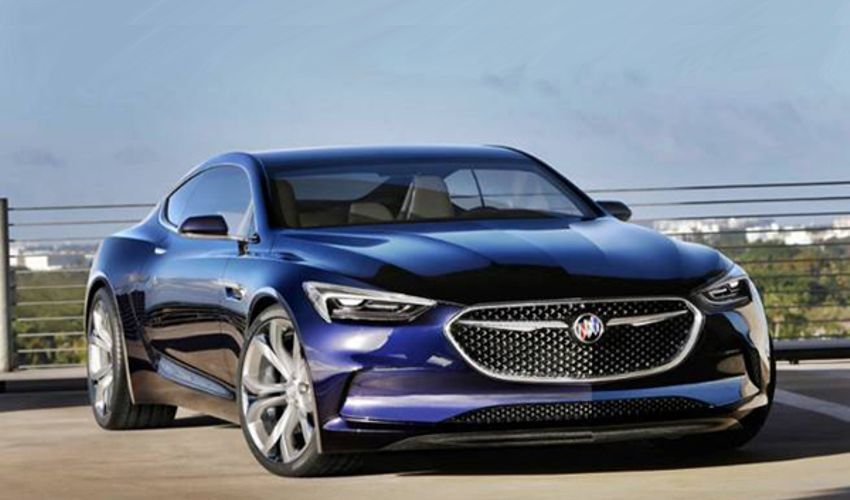 2019 Buick Grand National Engine Horsepower Price And Release Date