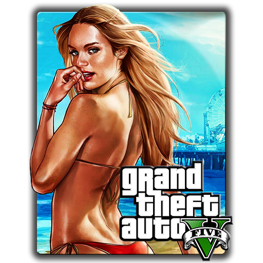 GTA5 icon by pavelber