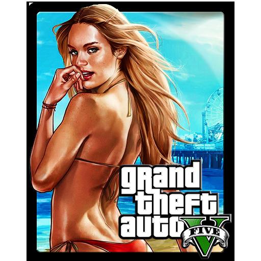 Gta5 Icon By Pavelber Grand Theft Auto Series Gta Grand Theft Auto Artwork