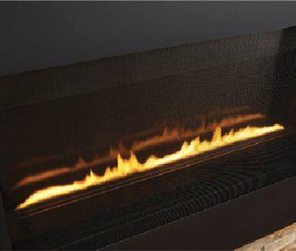 Heatilator Ion Series Gas Fireplace Specifications Gas
