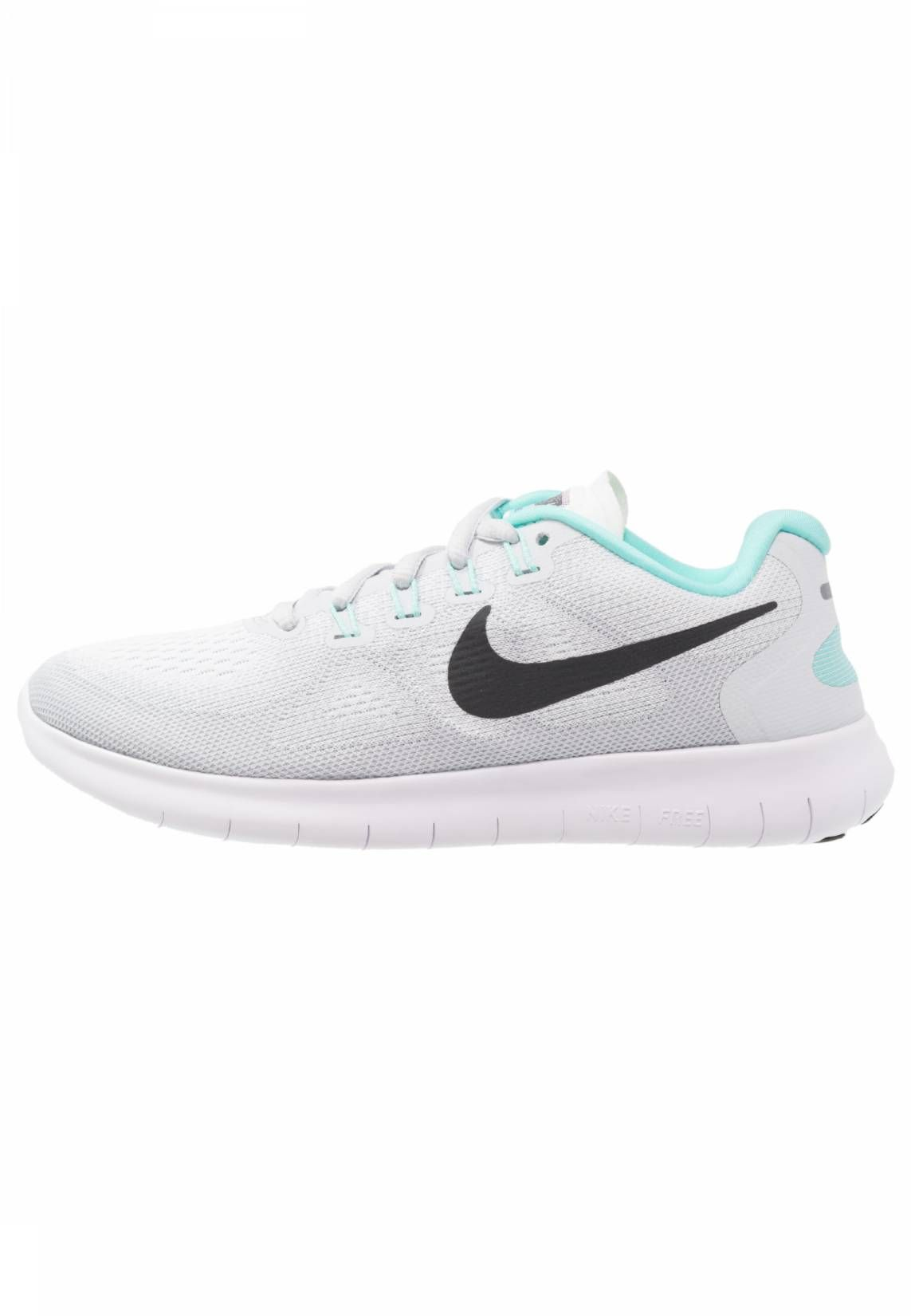 buy popular 9a60d 8f7d5 Nike Performance. FREE RUN 2 - Laufschuh Natural running - white  anthracite pure