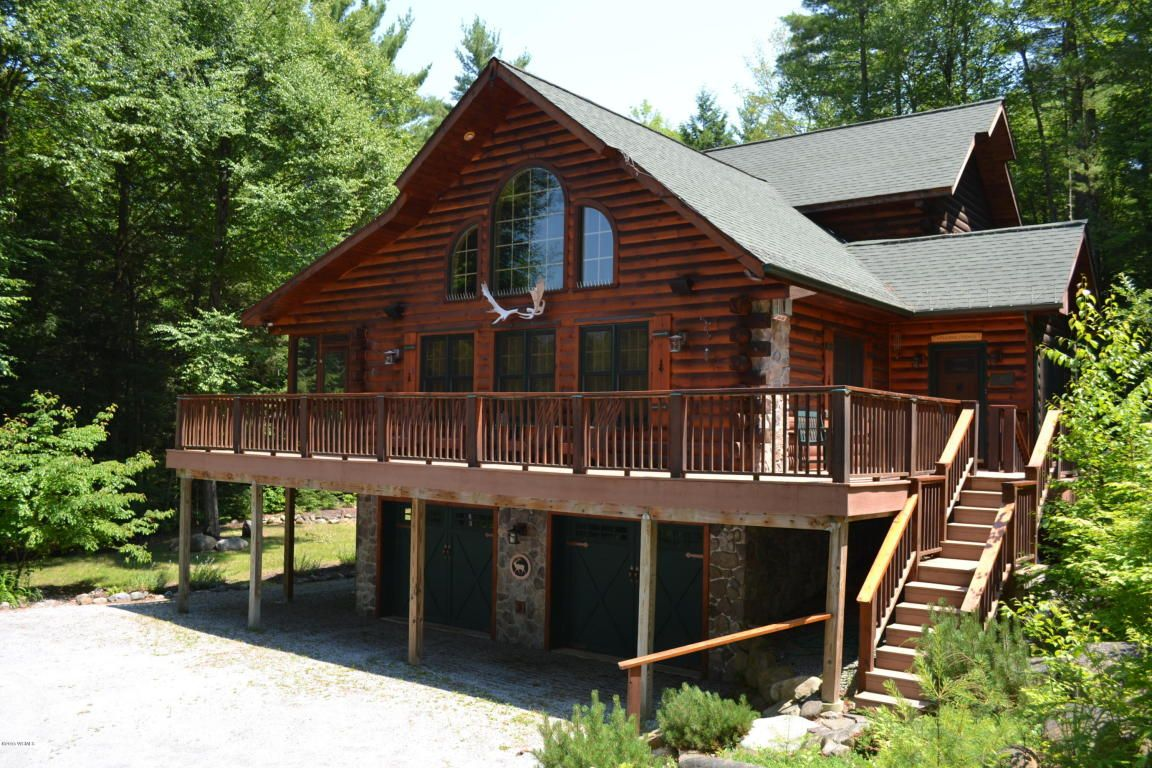 49 Wrights Farm Road Bolton Ny 12814 House Styles Real Estate Waterfront Property
