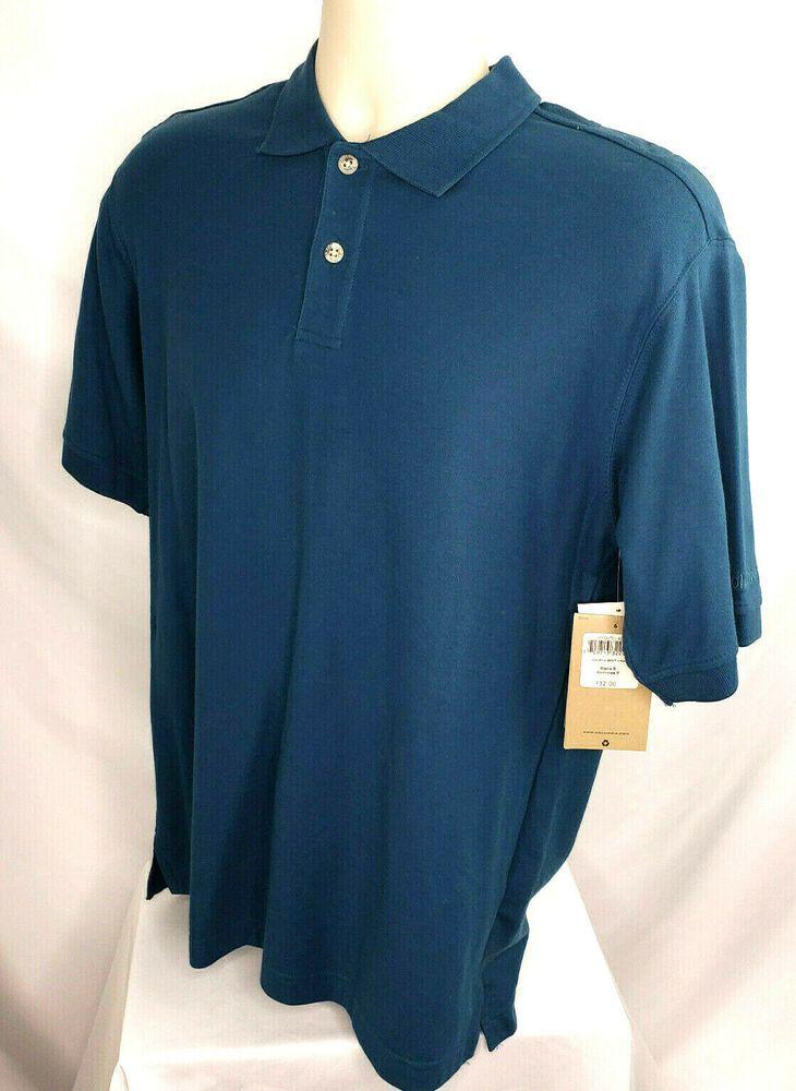 Columbia ibex ll mens s short sleeve shirt dark teal