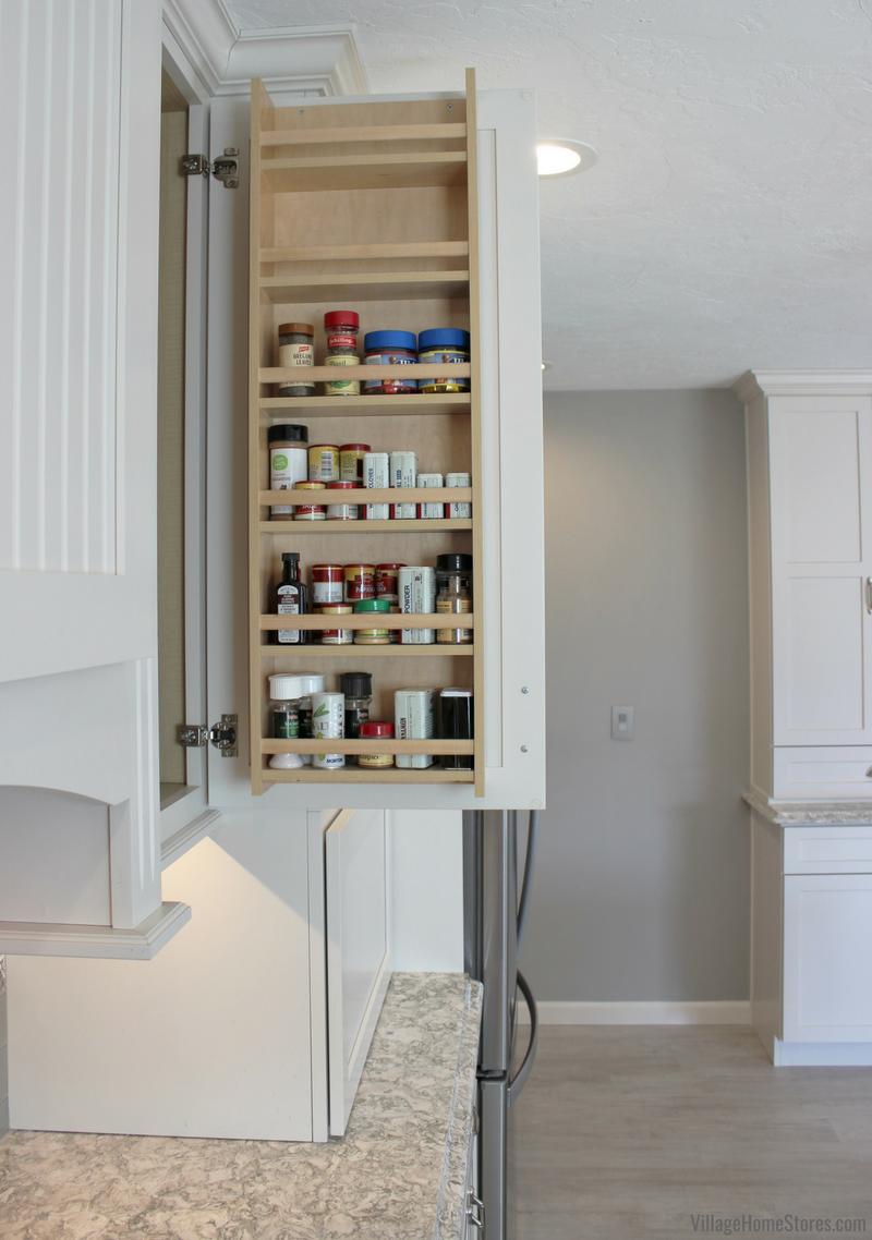 kitchen with hidden laundry kitchen storage solutions hidden rh pinterest com