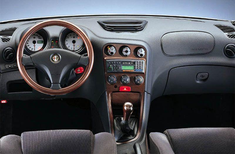 Alfa Romeo 156 GTA 3.2 V6 Sportwagon (2003)   Alfa Romeo Dashboards ...