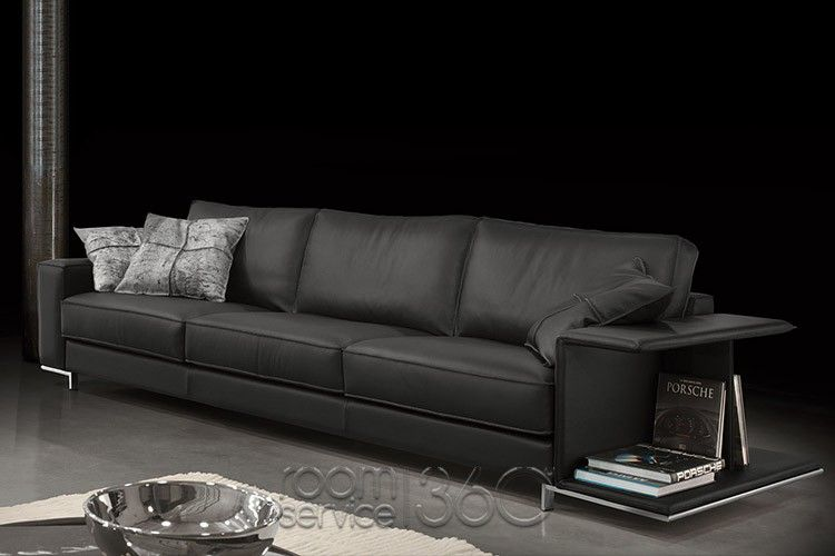 Bond Sofa Italian Leather