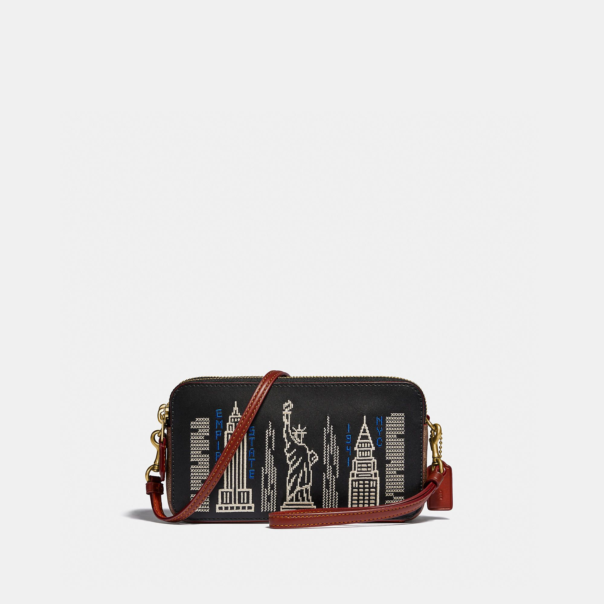 Coach Official Site Designer Handbags Wallets Clothing Menswear Shoes More Coach Coach Leather Crossbody