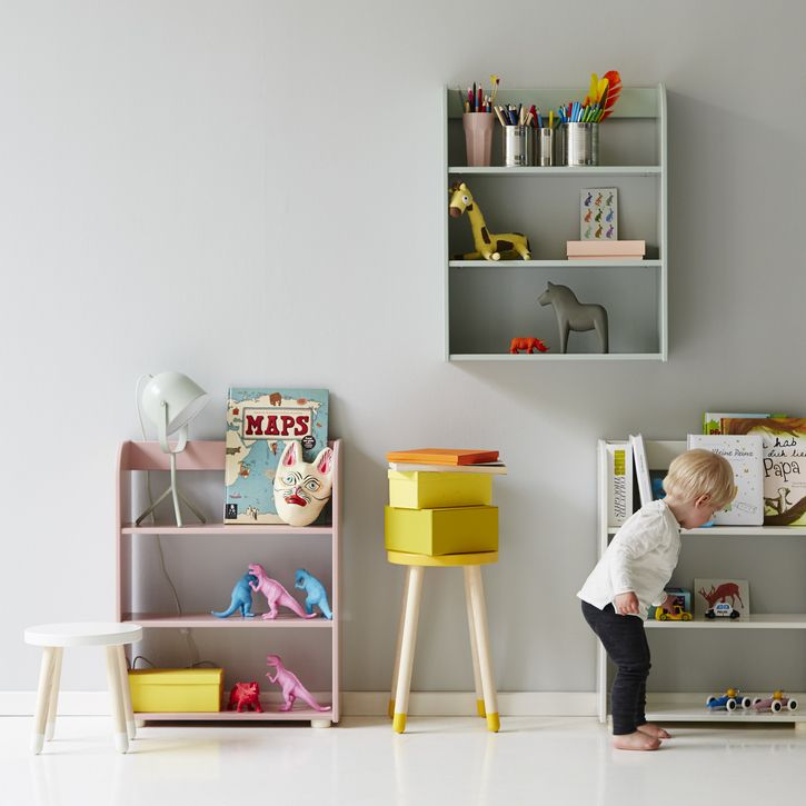 shelving for kids spaces baby love Pinterest Shelving, Spaces