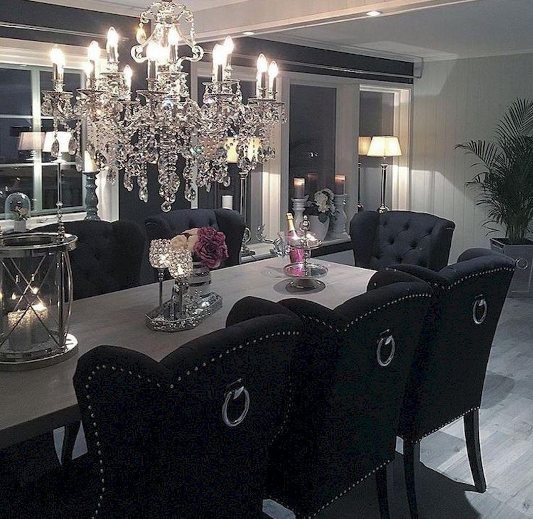 luxury dining room decoration ideas home decor pinterest rh pinterest com
