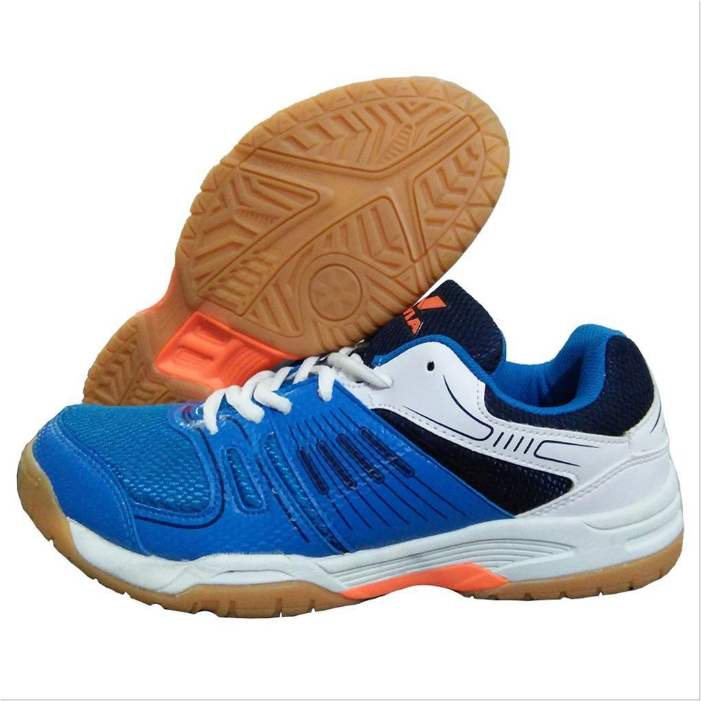 NIVIA Gel Verdict Badminton Shoes Blue