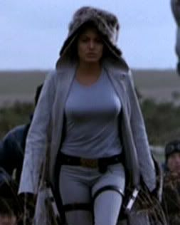 Lara Croft Winter Is Coming How About Long Coat