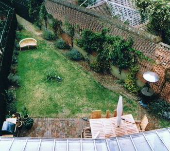 small garden layout google search - Small Garden Design Examples