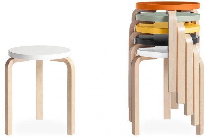 Mobili di design nordico Living Corriere Alvar aalto