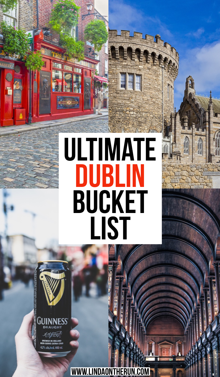 The Ultimate 2 Days In Dublin Itinerary - Linda On The Run