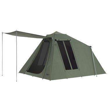 Dune Kimberley 9 Plus Canvas Tent Khaki | Anaconda